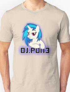Vinyl Scratch aka. DJ.PON3 v2. T-Shirt