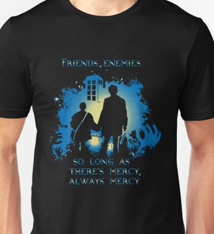 FRIENDS,ENEMIES.... Unisex T-Shirt