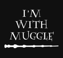 im with muggle Kids Tee