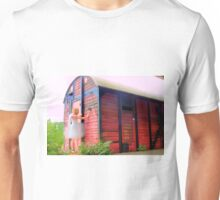 Bringing the light in – Intar ljuset Unisex T-Shirt