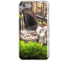 I take care of my realm – Jag tar hand om mitt rike iPhone Case/Skin