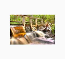 The honey water dam and the guardian – Honung vatten dammen och väktaren Unisex T-Shirt
