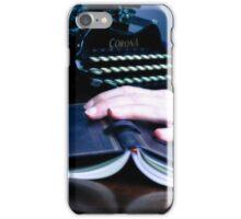 A Private Writing  iPhone Case/Skin