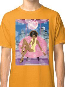 Disco Girl  Sexy cool  Classic T-Shirt