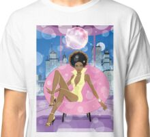 Disco Girl  Sexy cool  Classic T-Shirt