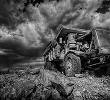 Storm Truck 2 by Bob Larson