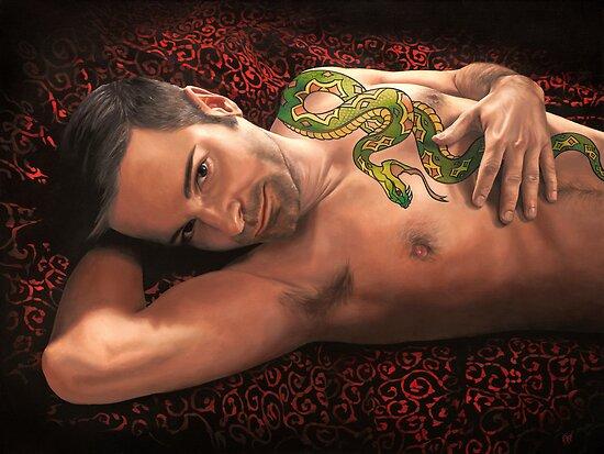 The Snake Charmer by Paul Richmond