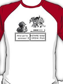Wild Girls Appears T-Shirt