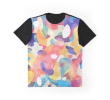 Chaotic Construction Graphic T-Shirt