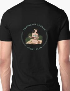 Tropicana Lounge Hula Girl 1 T-Shirt