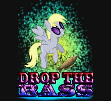 Derpy Drops the Bass Unisex T-Shirt