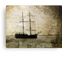 Cayman Island Pirates Canvas Print