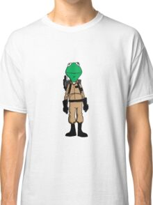 Ghostbuster Frog Classic T-Shirt