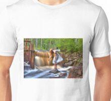 The eternal purification dam – Den eviga rening dammen Unisex T-Shirt