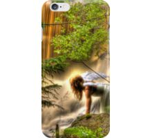 She didn't know I was hunting her – Hon visste inte att jag jagade henne iPhone Case/Skin