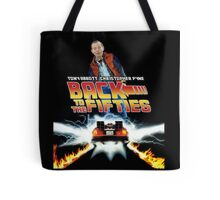 Back To The Fifties Tote Bag