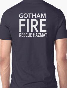 Gotham Fire, Rescue & Hazmat T-Shirt