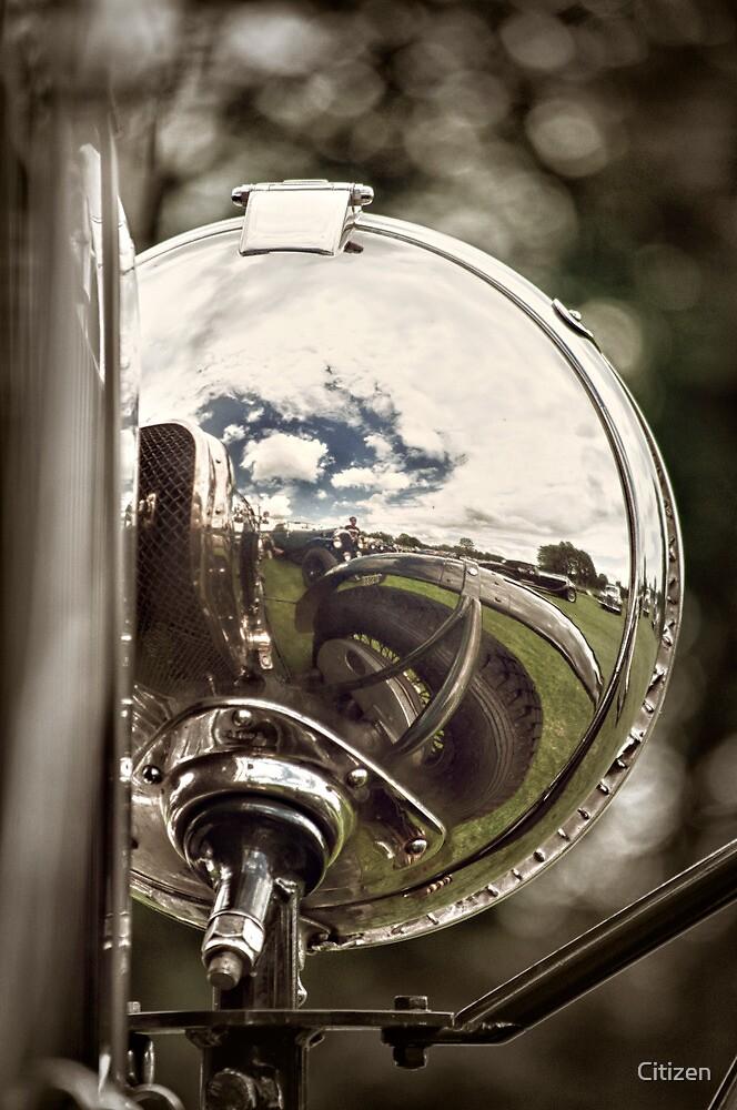 Chrome Reflections by Nikki Smith