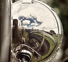 Chrome Reflections by Nicola Smith