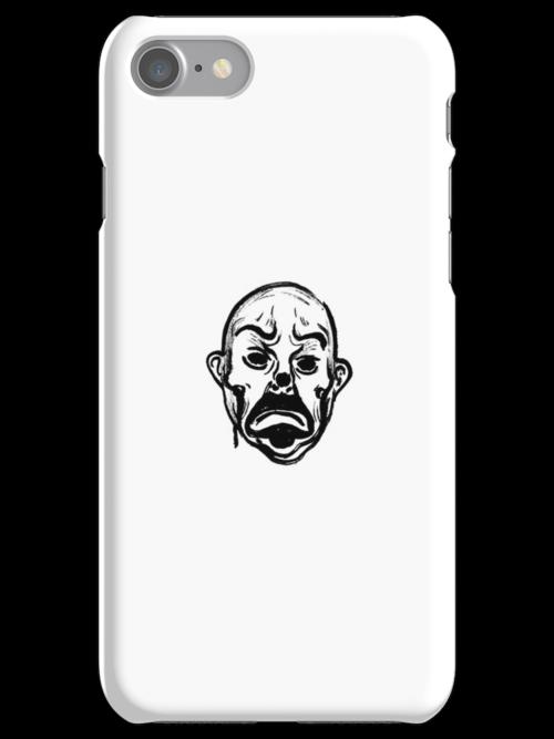 Joker (B) iphone case by 4SAS