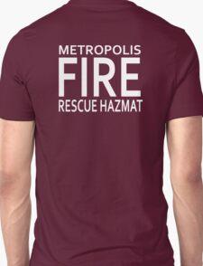 Metropolis Fire, Rescue & Hazmat T-Shirt