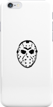 Jason the killer iphone case! by 4SAS