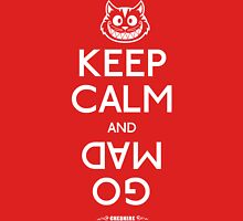 Cheshire POP! - Keep Calm T-Shirt