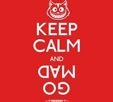 Cheshire POP! - Keep Calm Unisex T-Shirt