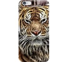 Wild nature - tiger #2 iPhone Case/Skin