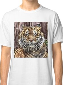 Wild nature - tiger #2 Classic T-Shirt