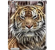 Wild nature - tiger #2 iPad Case/Skin