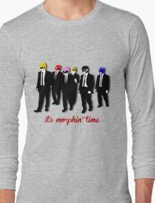Power Rangers Class Long Sleeve T-Shirt