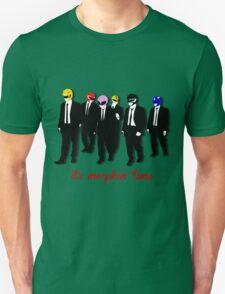 Power Rangers Class T-Shirt