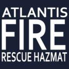 Atlantis Fire, Rescue & Hazmat by Diabolical