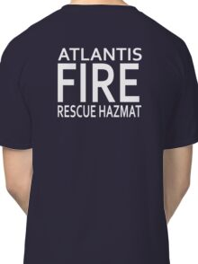 Atlantis Fire, Rescue & Hazmat Classic T-Shirt