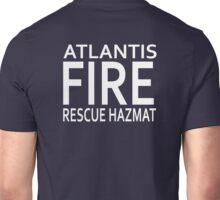 Atlantis Fire, Rescue & Hazmat Unisex T-Shirt