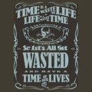 Wasted Time by Sixto Tomas Marcelo