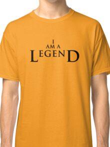 I AM A LEGEND - Light Version Classic T-Shirt