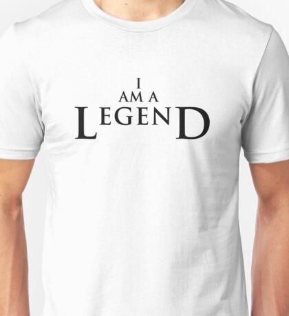 I AM A LEGEND - Light Version Unisex T-Shirt