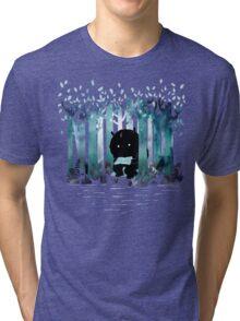 A Quiet Spot Tri-blend T-Shirt