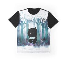 A Quiet Spot Graphic T-Shirt