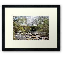 Badgers Holt Framed Print