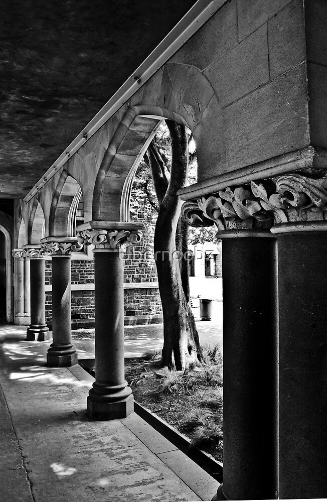 The Cloisters by Ubernoobz