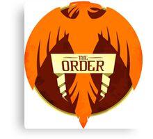 Harry Potter - Order of the Phoenix Canvas Print