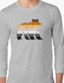 BEAR FLAG BEAR Long Sleeve T-Shirt