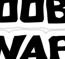 Booby Twaps Sticker