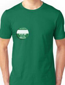 "The Inbetweeners - ""Nice Badge"" make your own Unisex T-Shirt"
