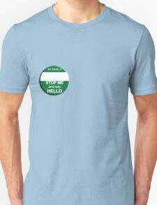 "The Inbetweeners - ""Nice Badge"" make your own T-Shirt"