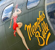 """Memphis Belle"" - HDR by Colin J Williams Photography"