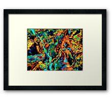 Turbulence Framed Print